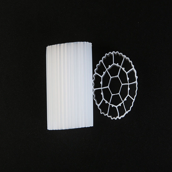 Biofilm Reactor Fish Pond MBBR Filter Media 100% Virgin HDPE Material